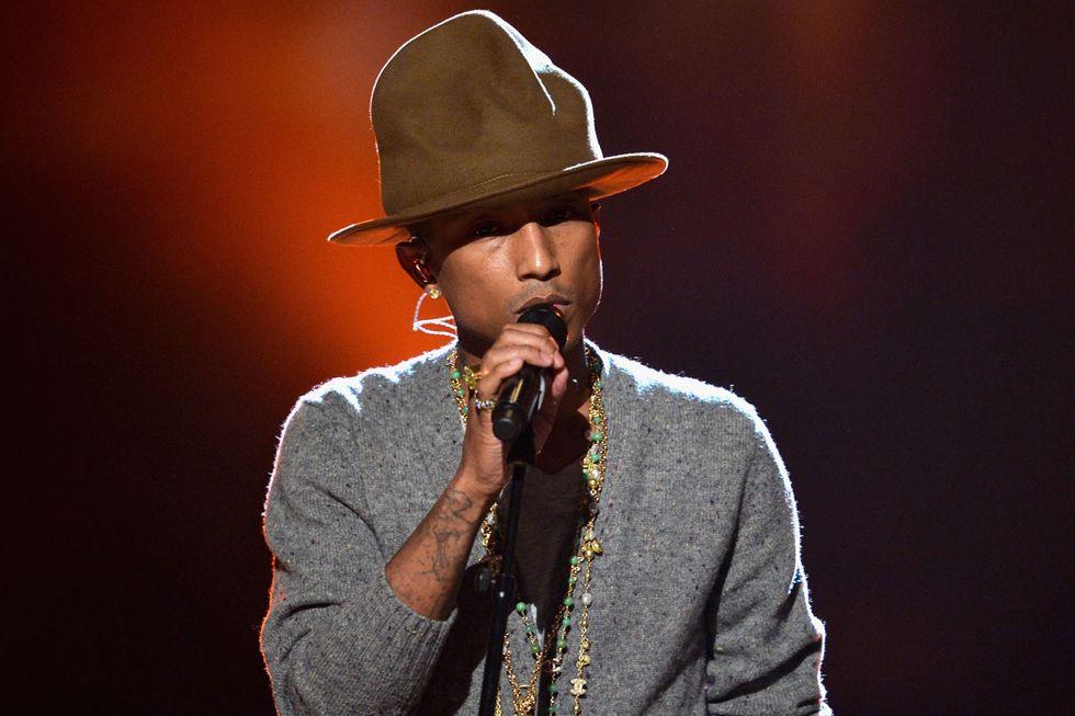"""Pharrell Williams: sarà """"Freedom"""" il tormentone dell'estate 2015?"""