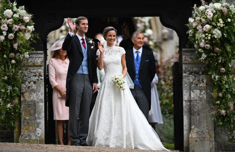 matrimonio Pippa Middleton James Matthews