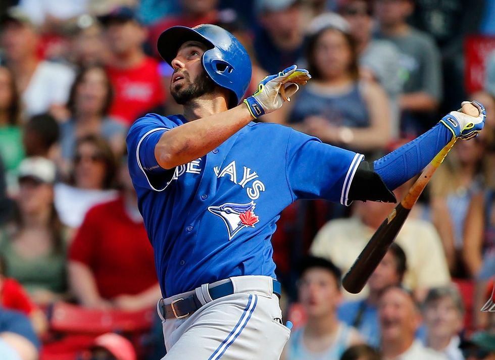 Chris Colabello: l'italiano che fa la voce grossa nel baseball Usa