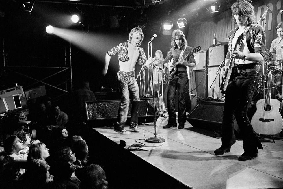 """Torna """"Sticky fingers"""", il disco-mito dei Rolling Stones, tra inediti e foto"""