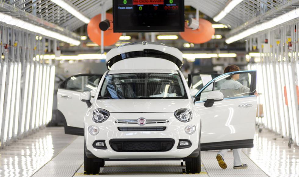 Mercato auto: ecco gli obiettivi di Fca per il 2019-2021