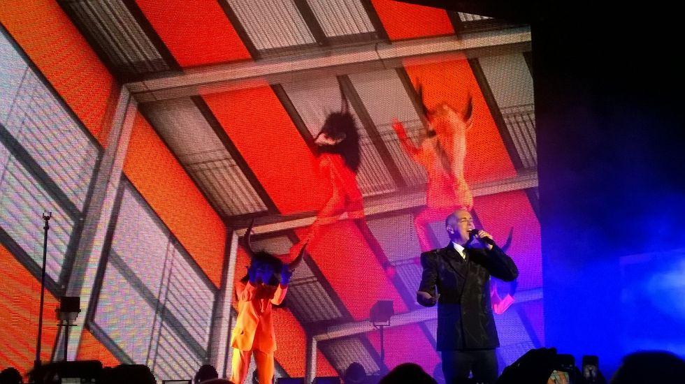 I Pet Shop Boys fanno ballare Roma
