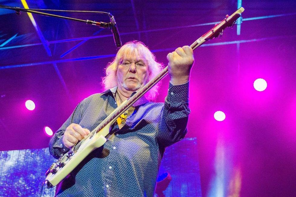 Chris Squire: è morto lo storico bassista degli Yes