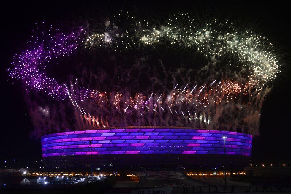 Giochi Europei Baku 2015: trionfa la Russia, Italia sesta