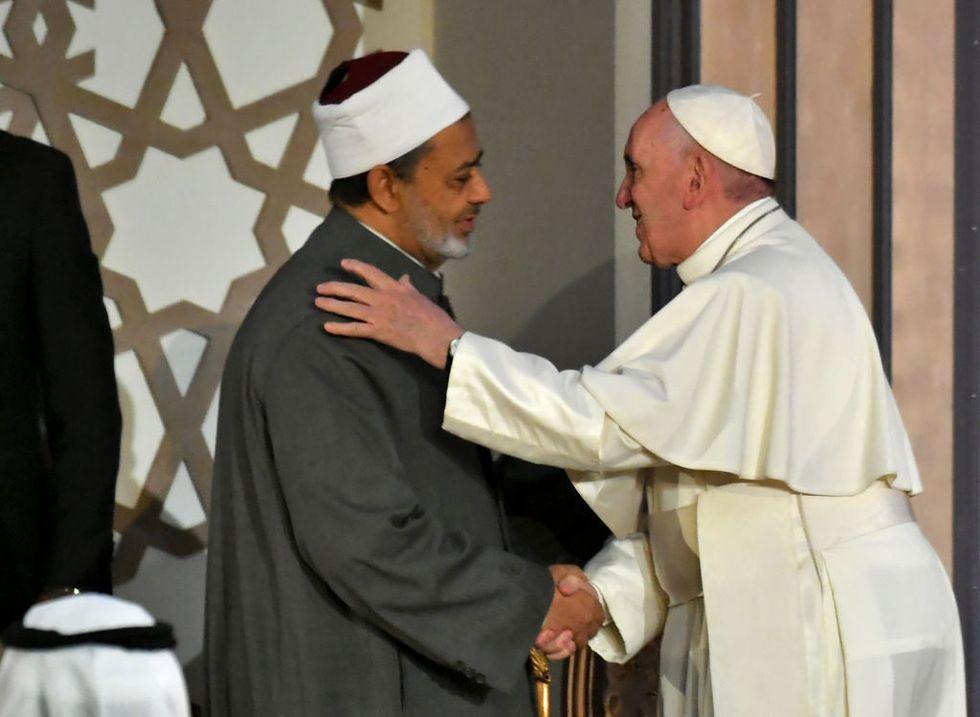 papa-francesco-Sheikh-Ahmed-al-Tayeb