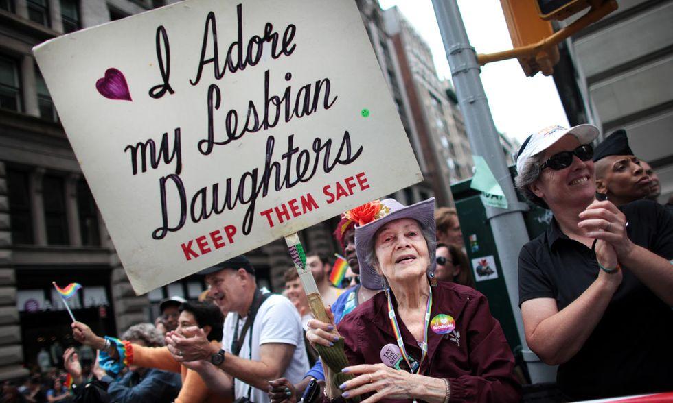 Gay Pride 2015 New York City