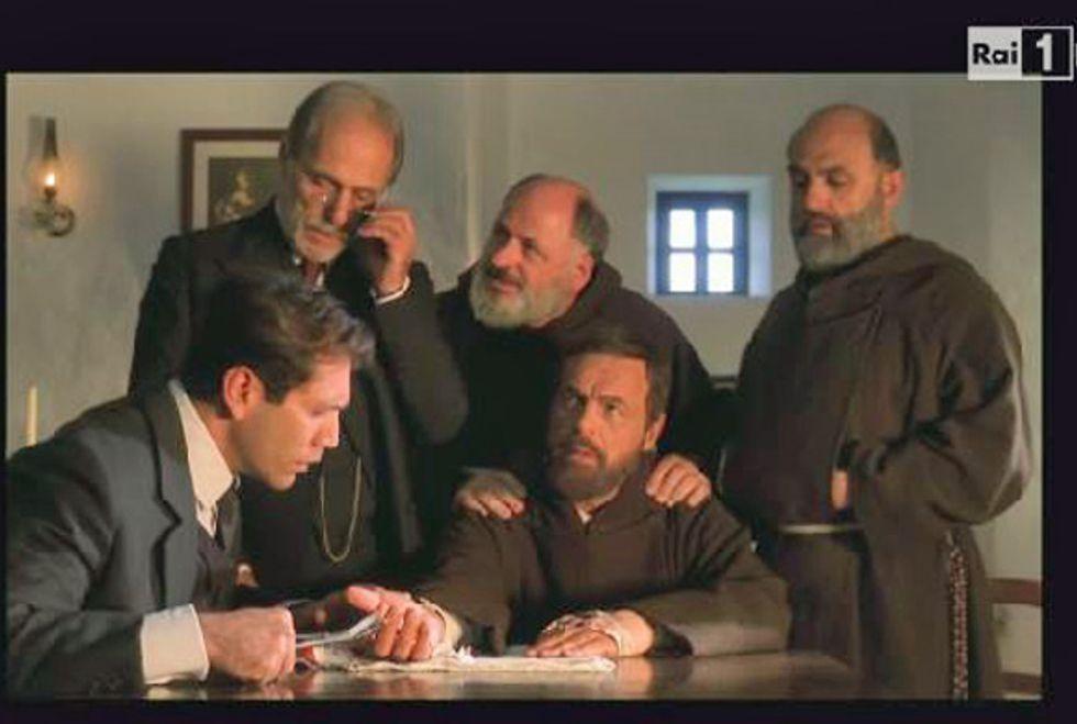 Ascolti 29/6: Verdone tallona Padre Pio