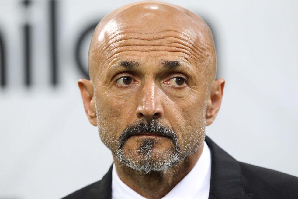 Luciano Spalletti allenatore Inter
