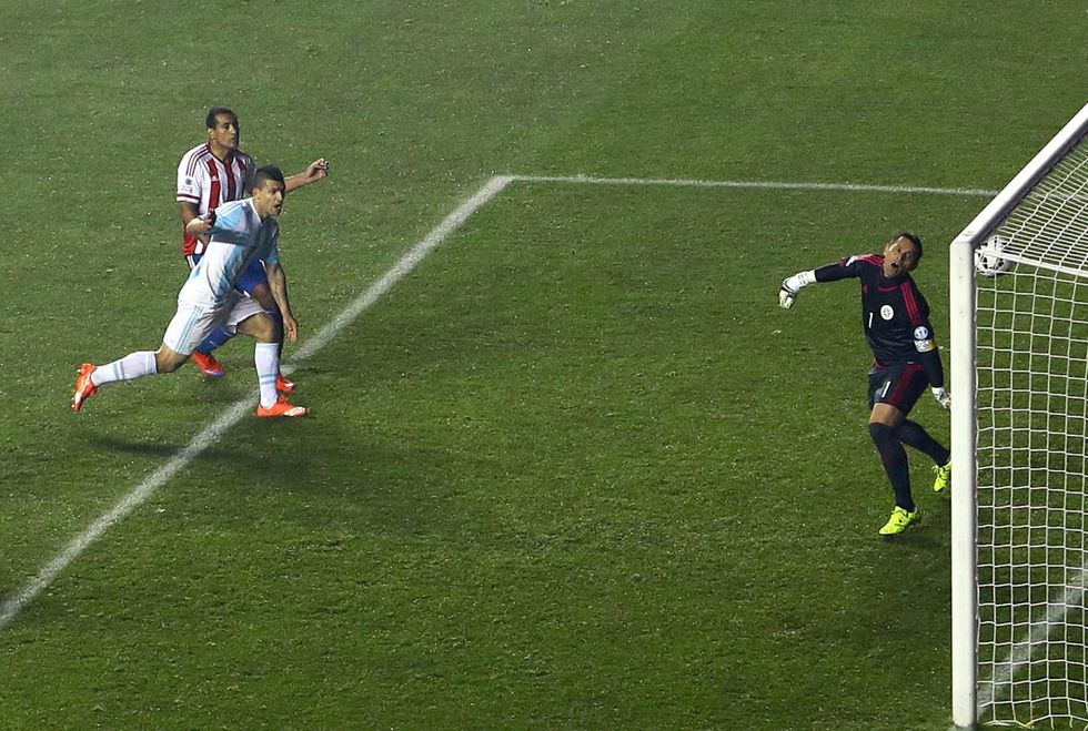 Copa America, i goal: Argentina-Paraguay 6-1