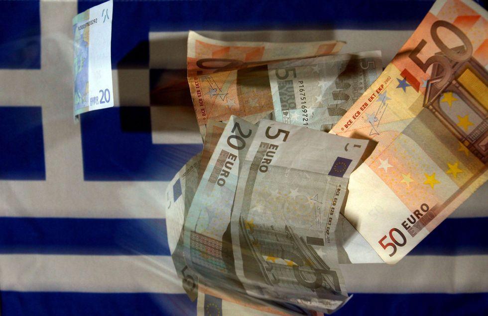 Come farebbe la Grecia a uscire dall'euro