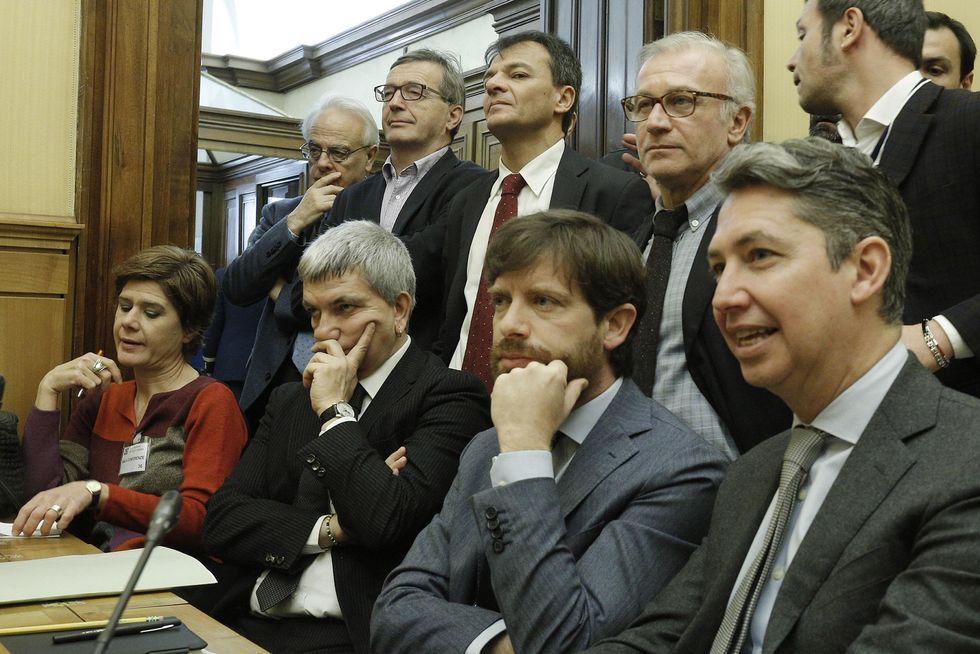 Grecia, chi sono gli Tsipras italiani diretti ad Atene