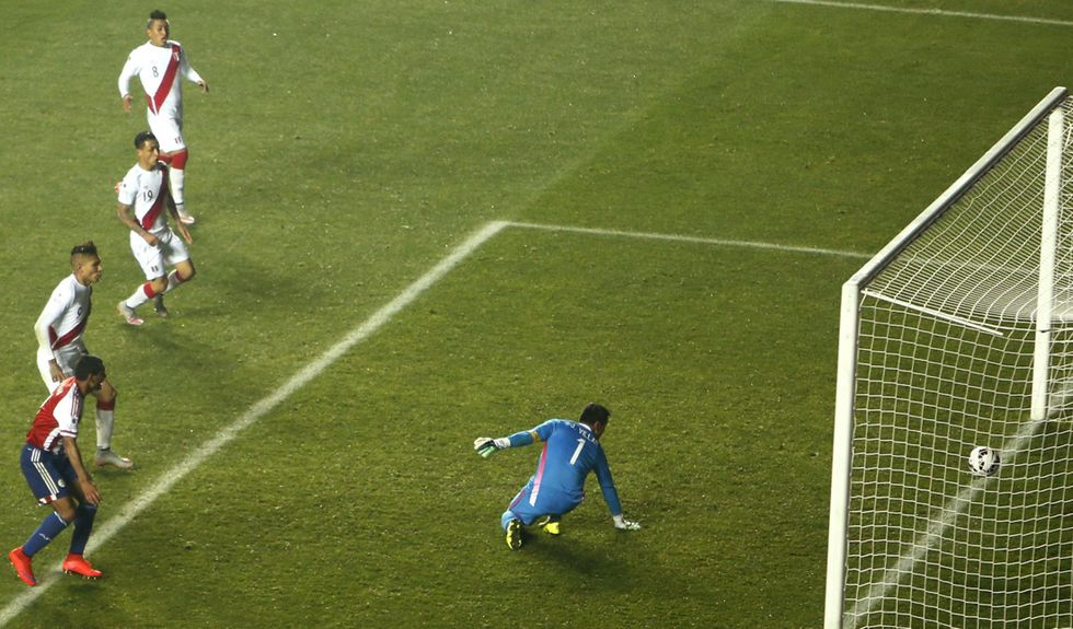 Copa America, i goal: Perù-Paraguay 2-0