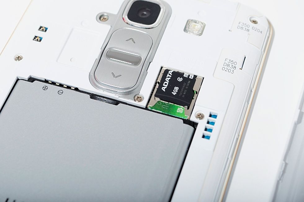 LG G Pro 3: il primo con scansione dell'iride?