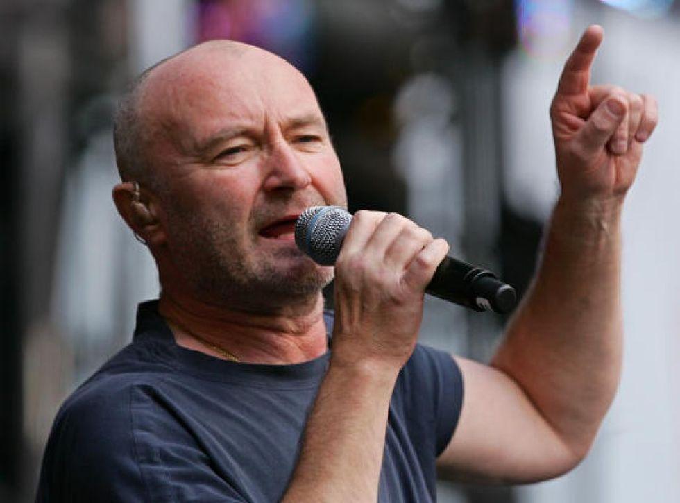 Phil Collins: il grande ritorno a Milano dell'ex Genesis
