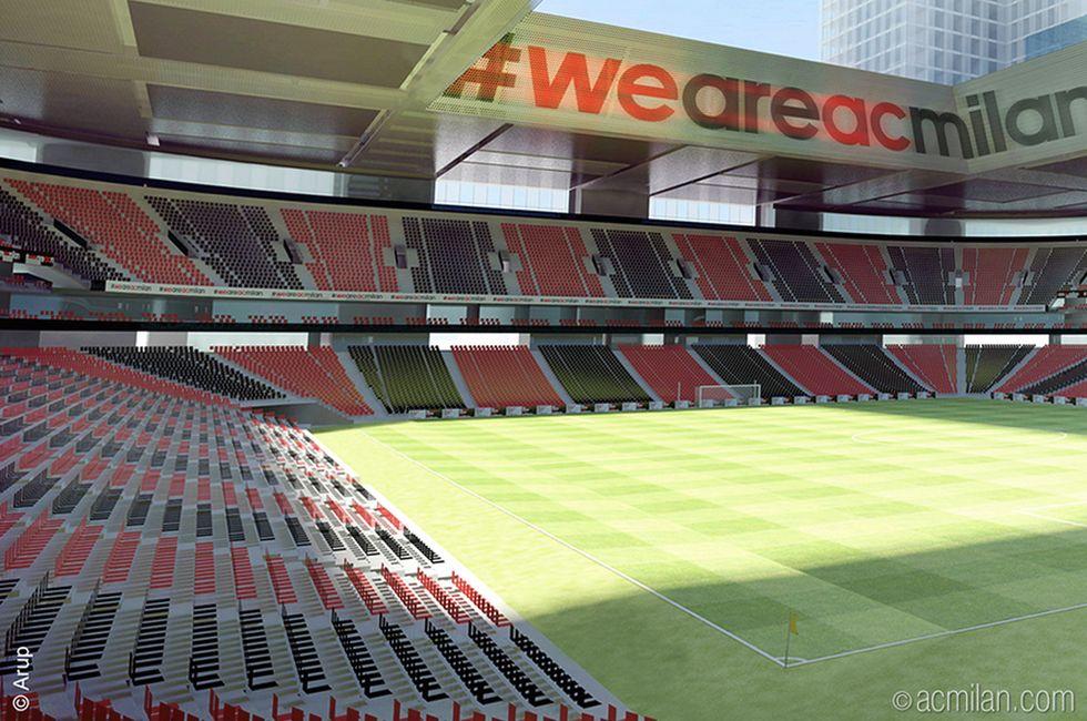 Nuovo stadio, il Milan rilancia: arriva il sì?