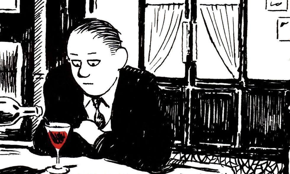 'Il ladro di libri': nella Parigi ribelle degli anni Cinquanta
