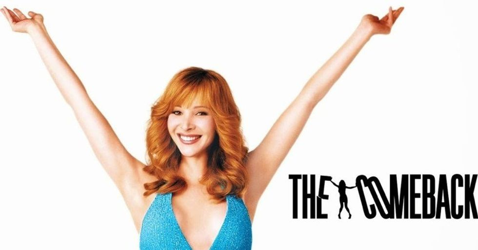 The comeback: Lisa Kudrow torna alla sitcom