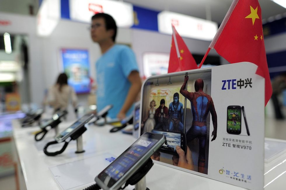 The Chinese Colossus Zte will settle in Southern Italy