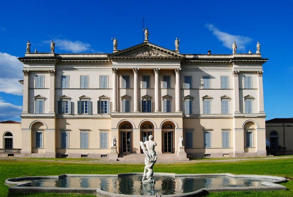 Tracce di contemporaneo. Collezioni di Arte italiana nelle ville della Brianza