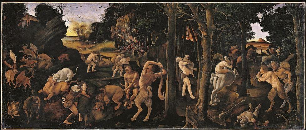 Piero di Cosimo. Pittore eccentrico fra Rinascimento e Maniera