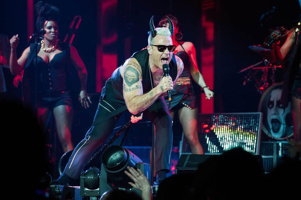 """Robbie Williams conquista """"Rock in Roma"""" : la recensione"""