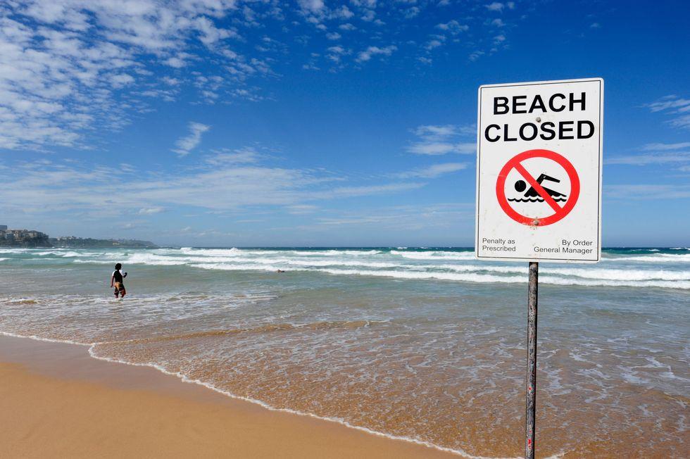 Le 10 spiagge più pericolose al mondo