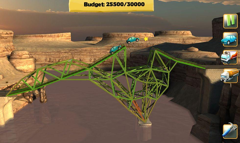 Bridge Constructor, 5 trucchi per vincere + 1 video