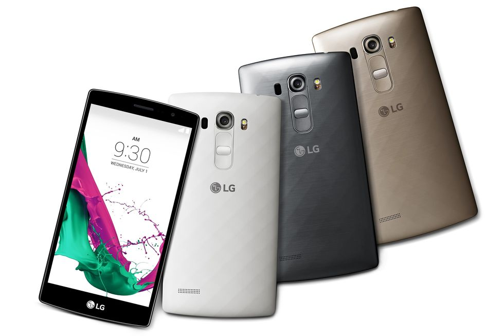 LG presenta G4 Beat: smartphone Android 5.1.1