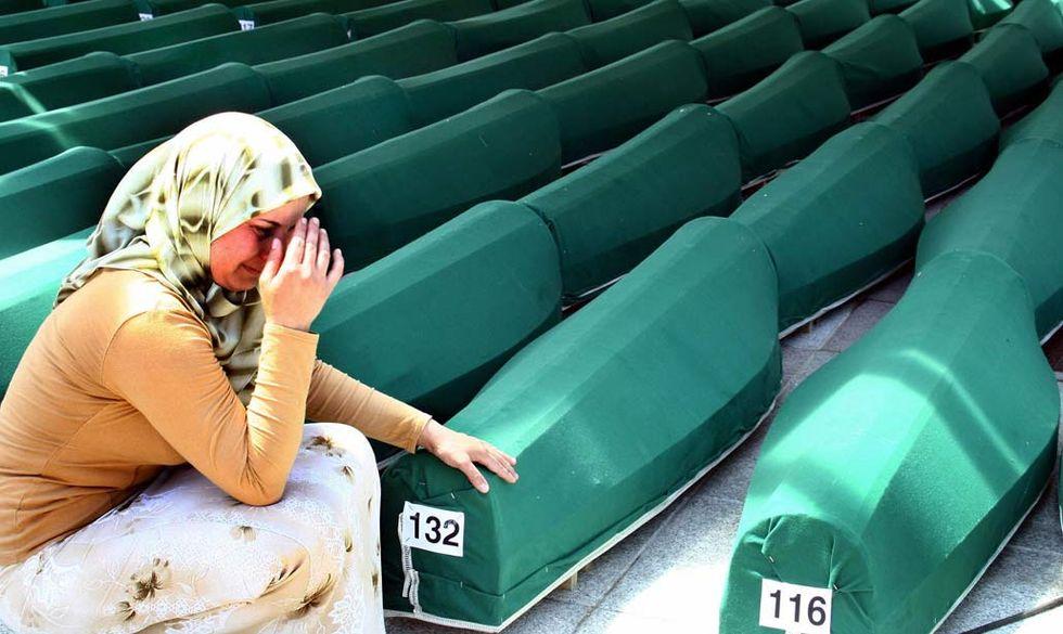 3 libri per Srebrenica
