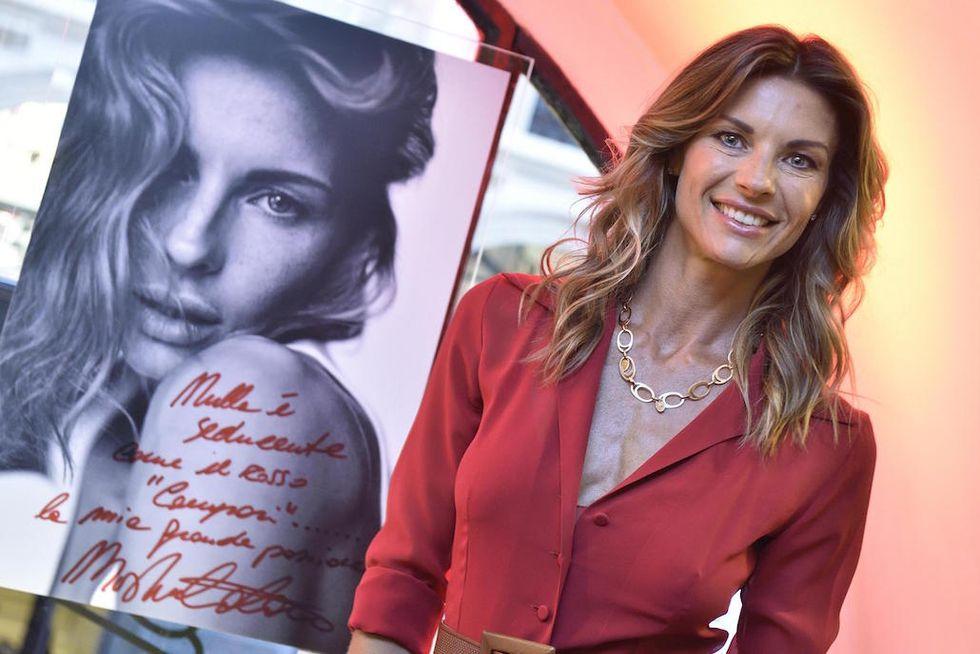 Martina Colombari 40 anni