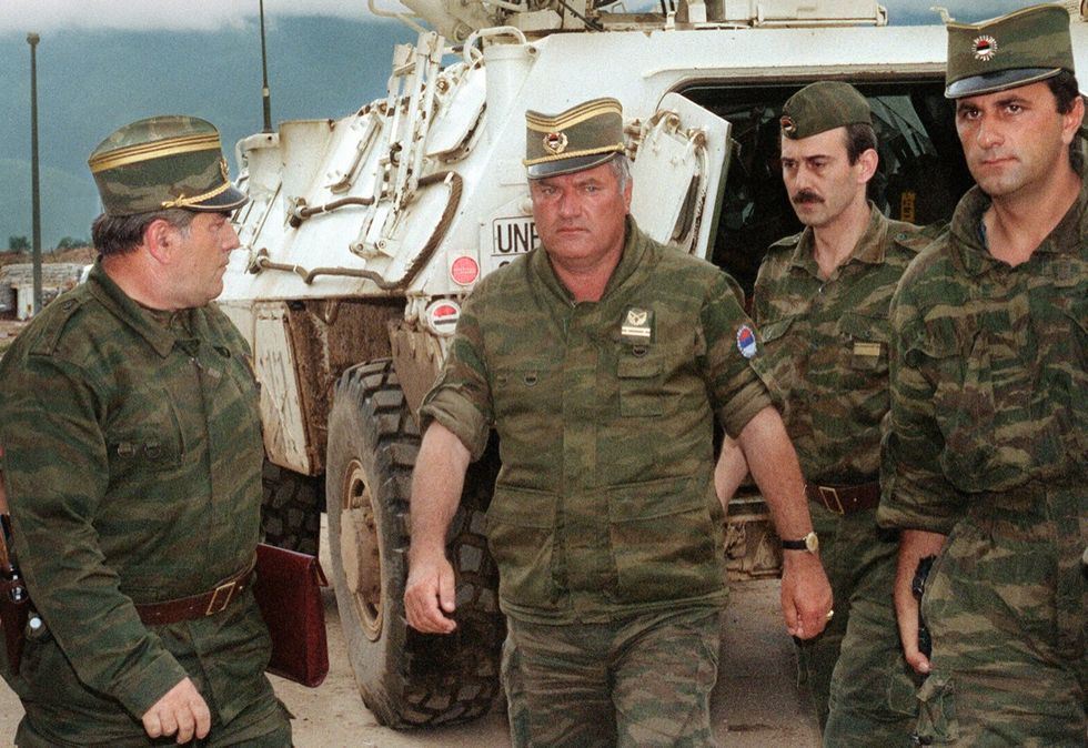Srebrenica, il massacro firmato da Ratko Mladic