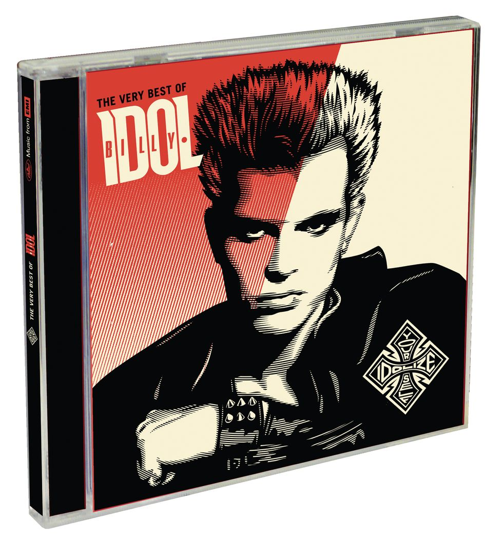 "Billy Idol: ""The very best"" in edicola con Panorama"