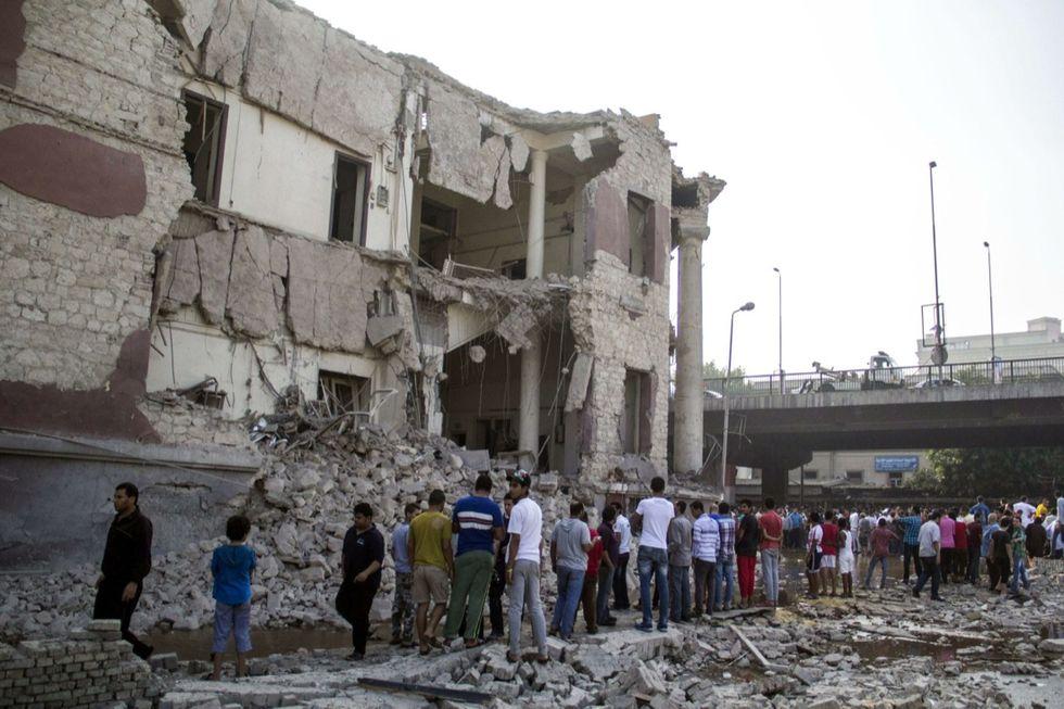 Ucciso al Cairo l'attentatore jihadista del Consolato italiano