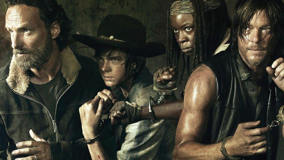 The Walking Dead: il trailer della sesta stagione