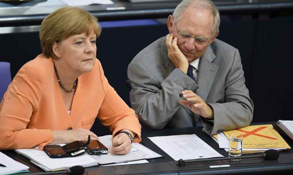 Consigli di sopravvivenza per i Paesi dell'Eurozona mediterranea