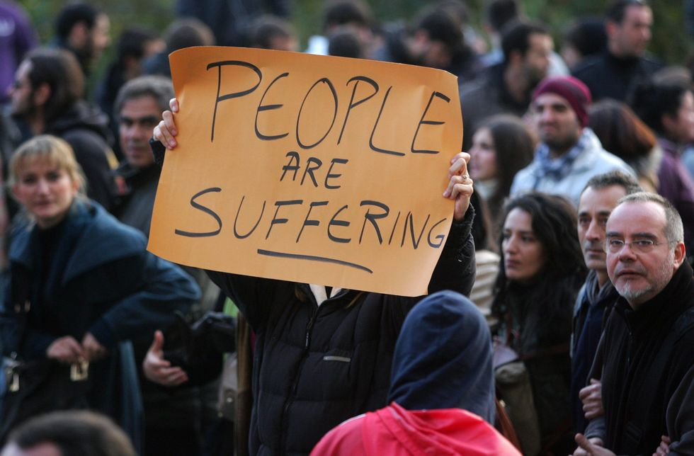 Grecia: tra tasse e pensioni, chi pagherà il prezzo dell'accordo