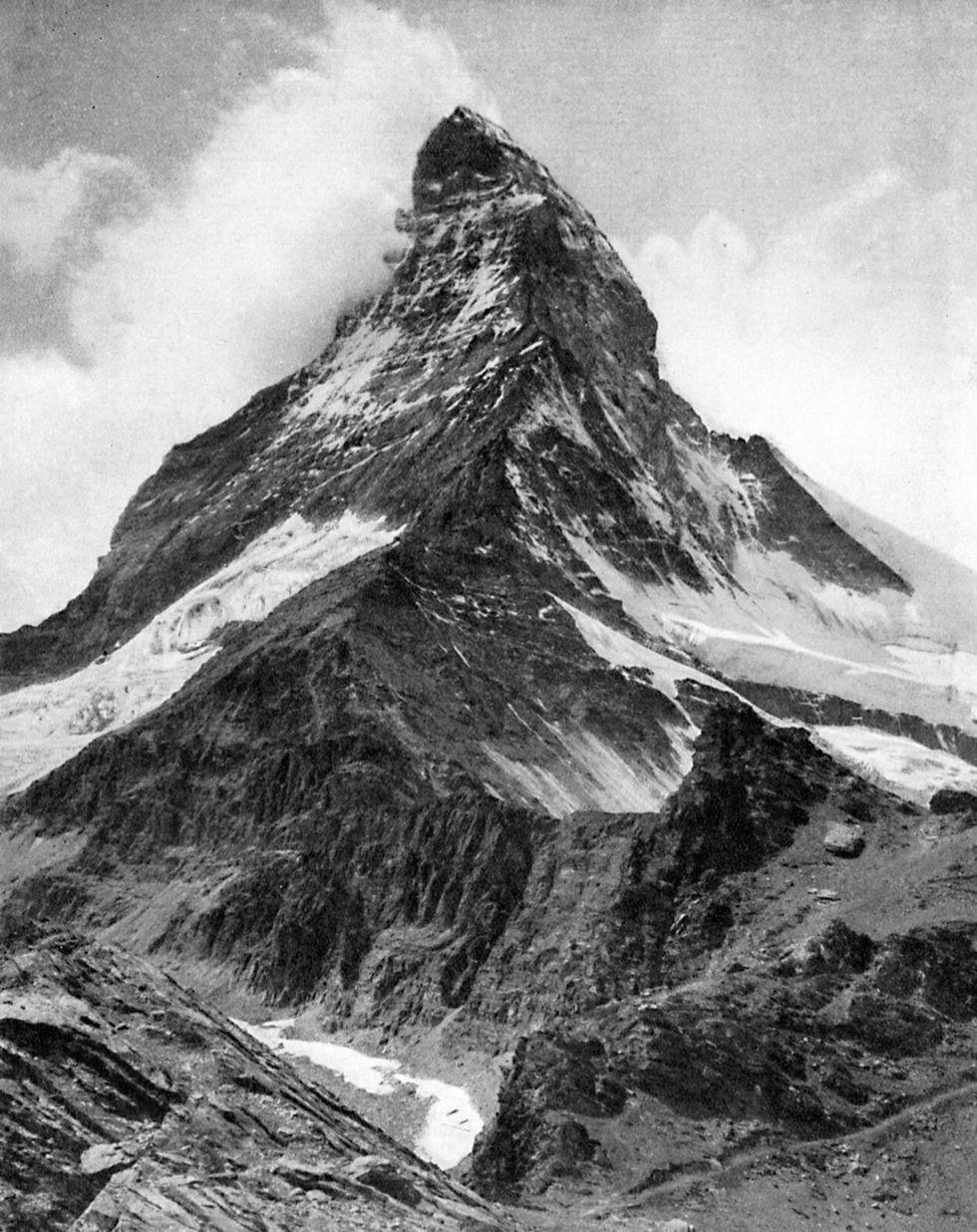14 luglio 1865: 150 fa la corsa alla vetta del Cervino