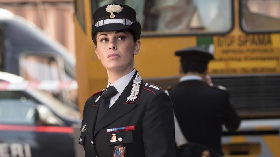 Il Capitano Maria Rai 1 Vanessa Incontrada