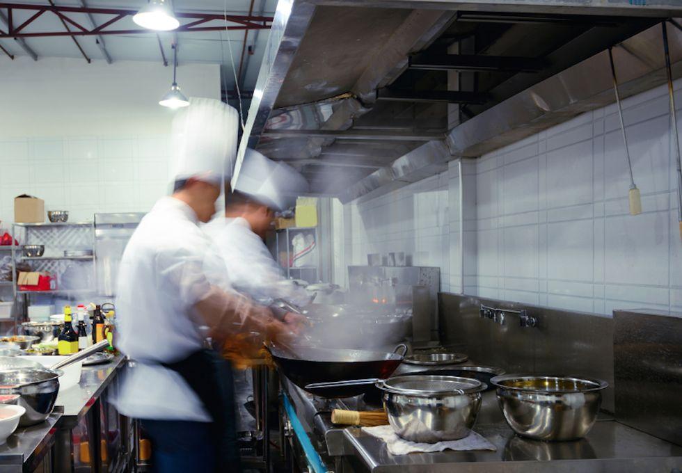 Da grande voglio fare lo chef
