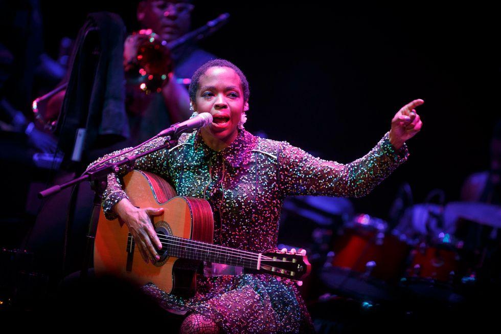Lauryn Hill live in Roma - La recensione