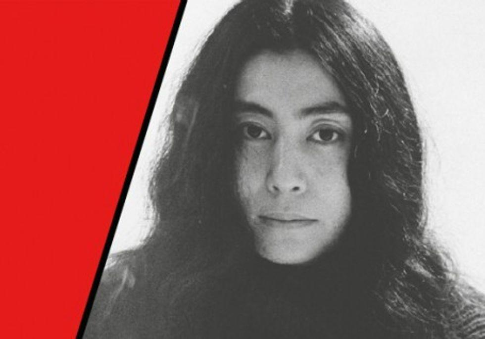 Matteo B. Bianchi Yoko Ono
