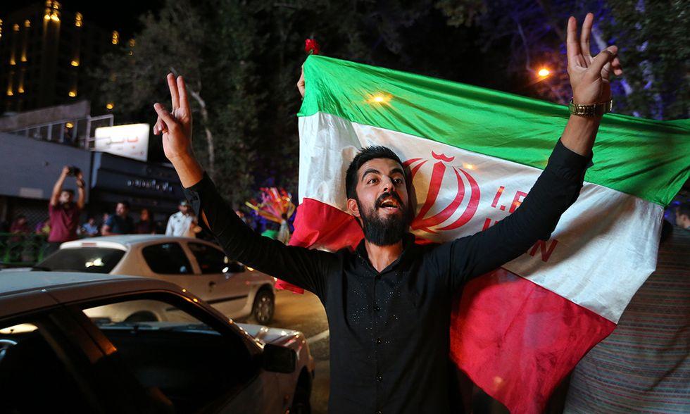 Accordo sul nucleare: Teheran in festa