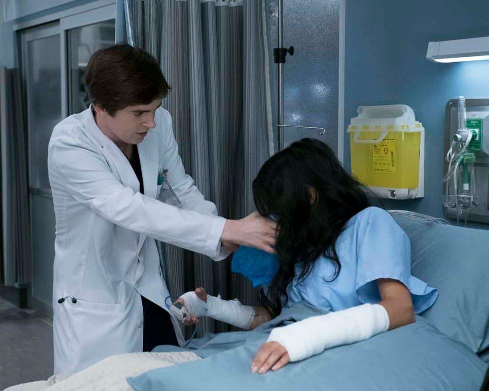 The Good Doctor: trama e foto degli episodi del 28 agosto