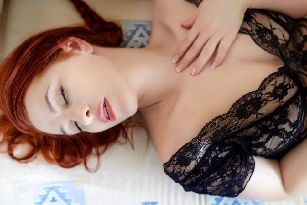 Coregasm: la ginnastica che provoca l'orgasmo femminile