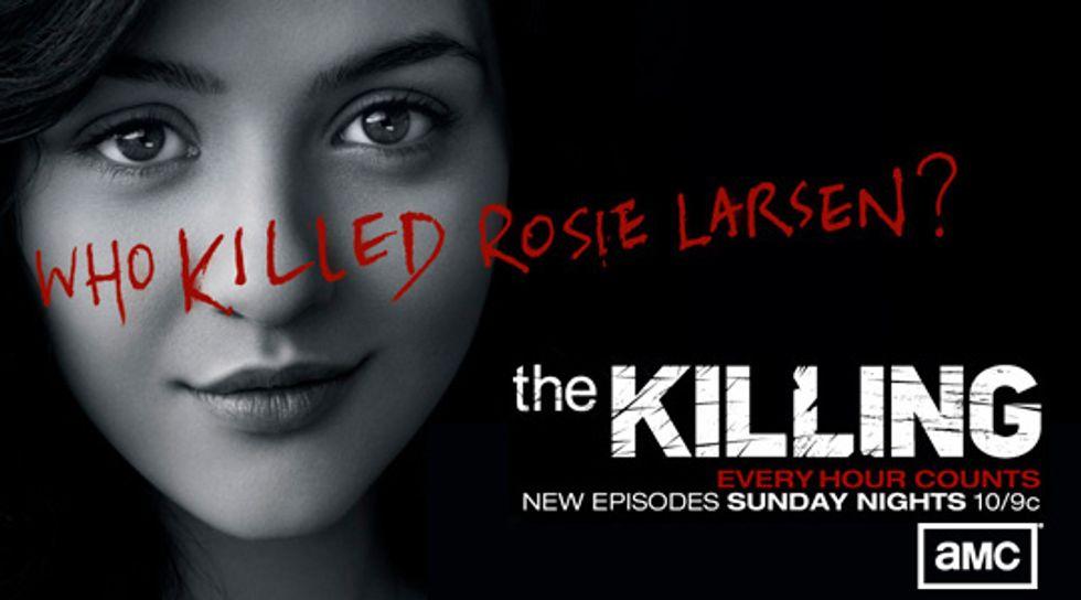 The Killing US: buone notizie. Si va avanti con la terza stagione.