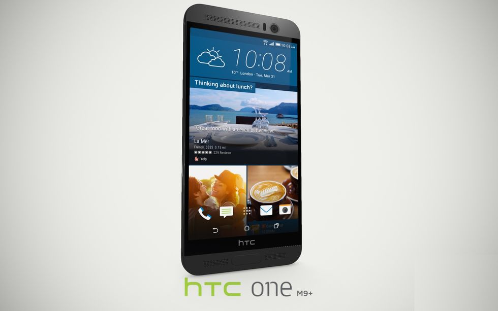 HTC lancia in Italia One M9+