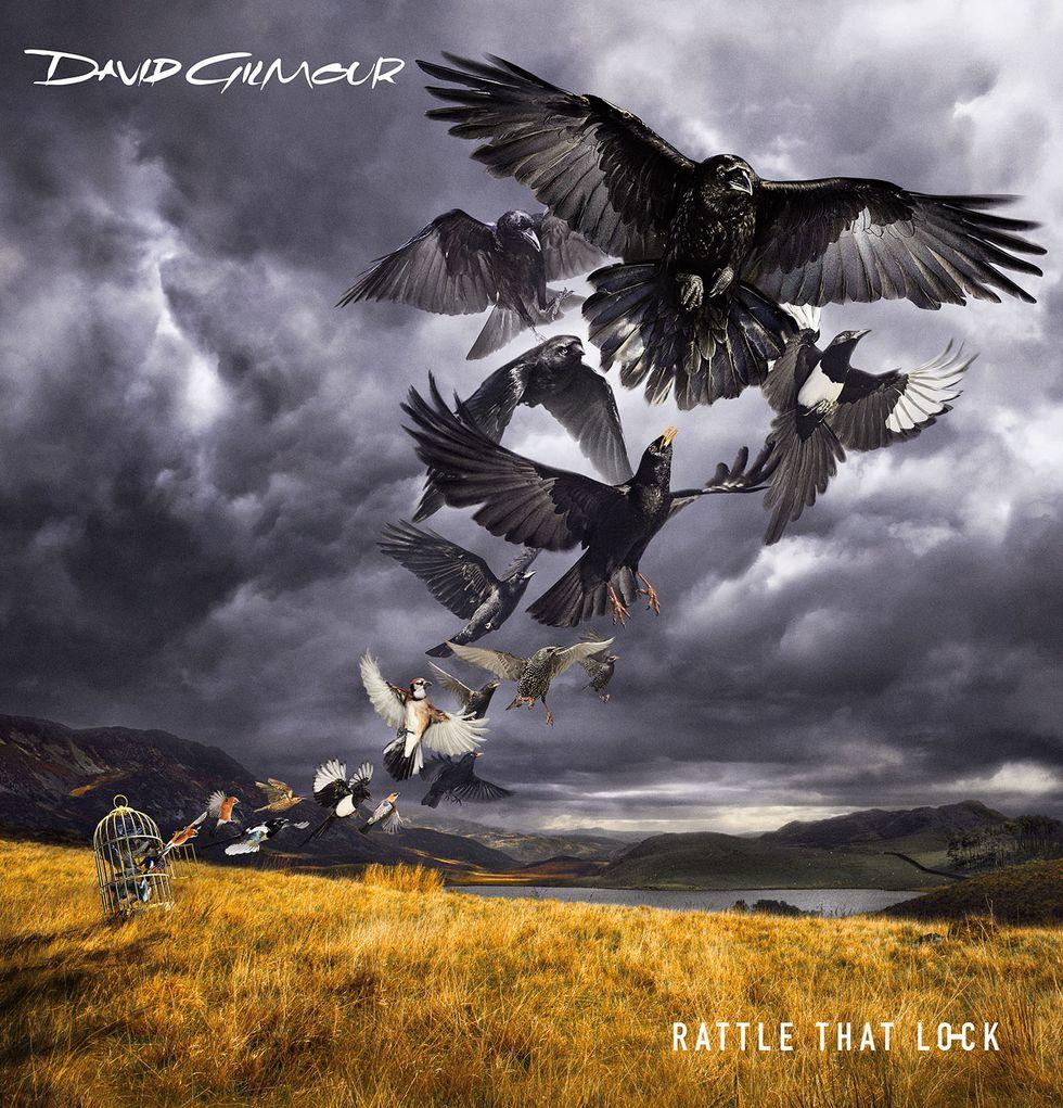 David Gilmour: la recensione di Rattle that lock