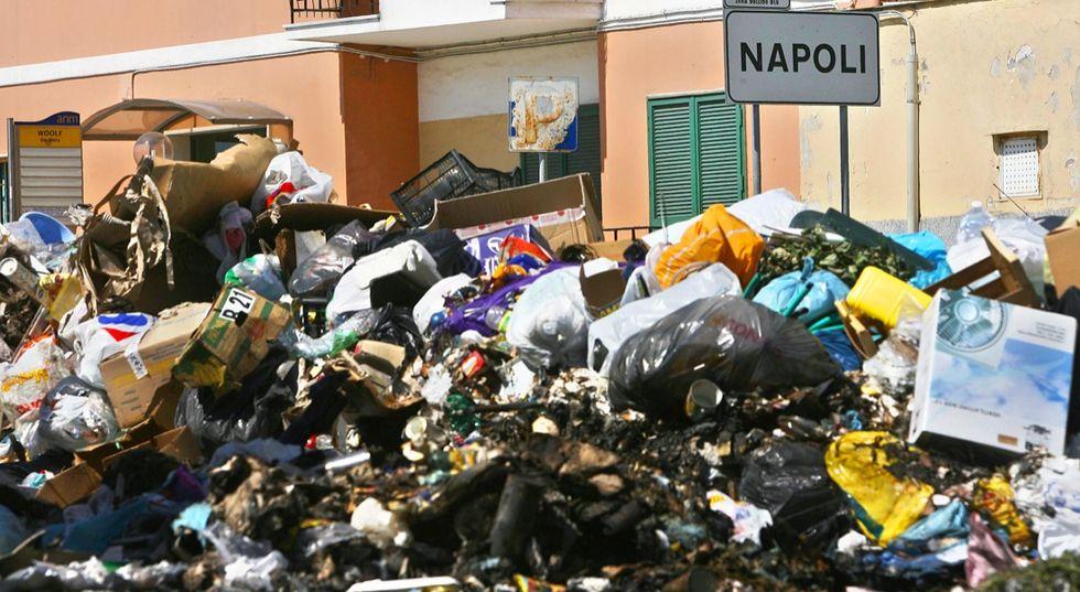Maxi multa di 20 milioni all'Italia per i rifiuti in Campania