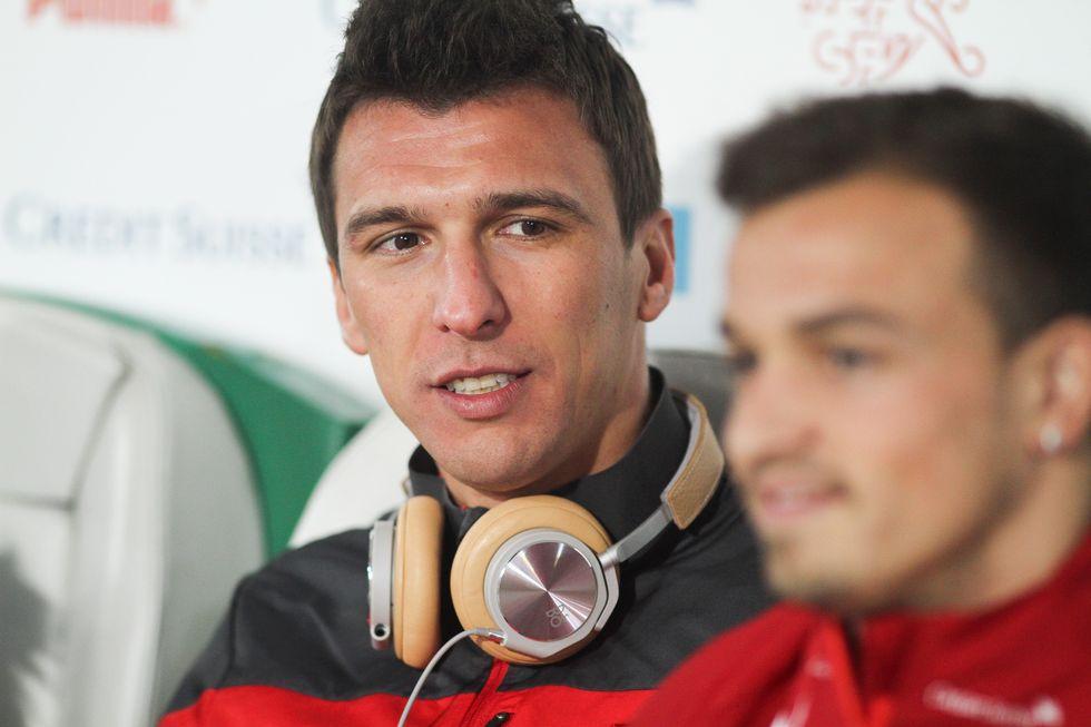 """Il giorno di Mario Mandzukic: """"Juventus, mi piaci da sempre"""""""