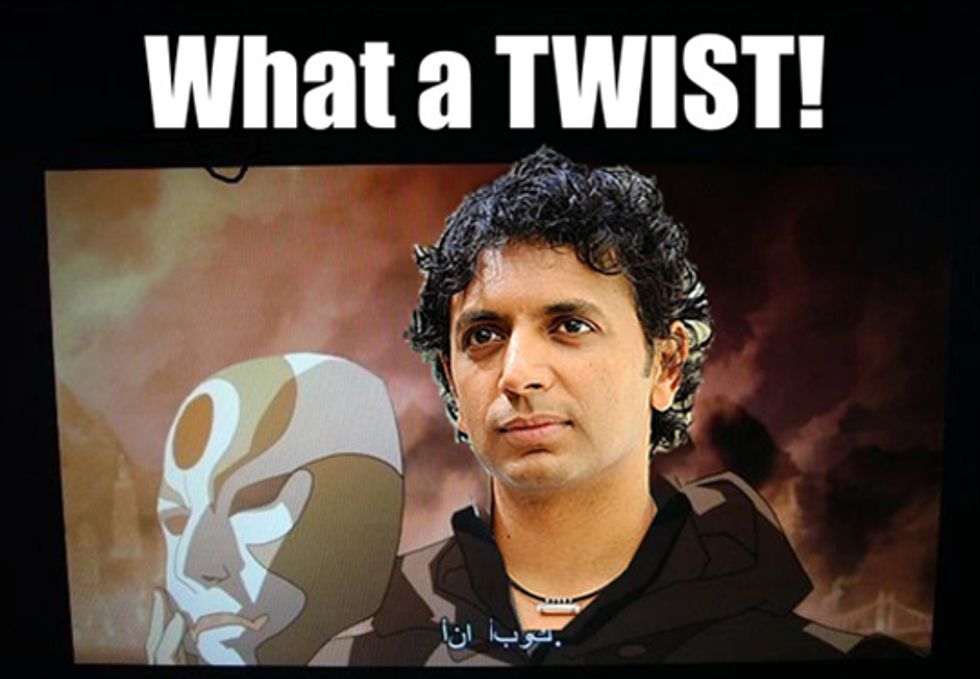 M. Night Shyamalan ha bisogno di Proof
